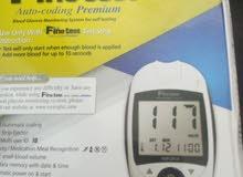 جهاز فاين تست لقياس السكر في الدم