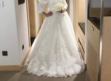 بدلة زفاف جديدة