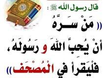 مدرس تربوي لغة عربية لغير الناطقين وحفظ القرآن