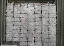 للبيع جمله ومفرد فحم تايلندي مانغروف  الوزن 14 كيلو والسعر 6.600 دينار يصلح للشي