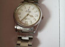 ساعة رولاكس للبيع تاريخ23/4/2021