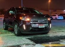 Ford-Edge Limited.فورد ايدج 2013 خليجي فل لمتيد مالك ثاني ماتور 3.5