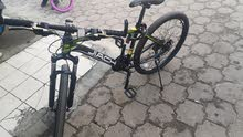 دراجه هوائيه مقاس 26 استعمال اقل من اسبوعين
