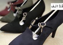 حذاء كعب شامو سعر القطعه 12الف وسعر الشلعه الوحده20قطعه ب8الاف جمله