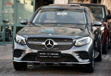 Silver Mercedes Benz GLC 2017 for sale