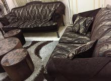 For sale Sofas - Sitting Rooms - Entrances that's condition is Used - Aqaba