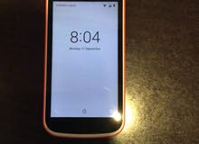 nokia 1 (red) slightly used mint condition just used for 30 days