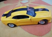 مجسم سيارة كمارو للبيع تفتح ابواب + mp3 لتشغيل الاغاني