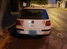 For sale 2003 White Golf