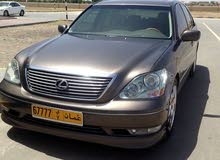 Used condition Lexus LS 2004 with +200,000 km mileage