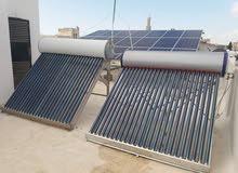 شركة إدريس لتصنيع وصيانة السخانات الشمسية