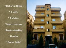 شقة في مدينة السادس من اكتوبر