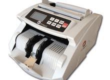 عدادة نقود - ماكينة عد نقود - كشف التزوير من شركة فينلويد