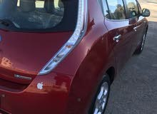 Used condition Nissan Leaf 2012 with  km mileage