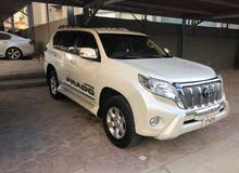 1 - 9,999 km Toyota Prado 2014 for sale