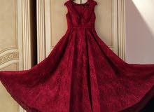 فستان خطوبة جديد لم يلبس