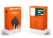 Mi Box S Android Smart Tv Box