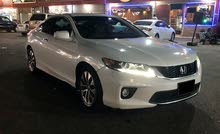 Accord Coupe 2013, Pearl White