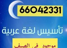 مدرس لغة عربية خبرة 20 سنة وزارة التربية