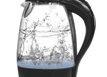 غلاية مياه زجاج 1.7 لتر من زووم .