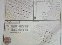 للبيع أرض سكني تجاري ف محافظة الظاهرة / ولاية عبري / الطيب