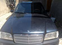 New condition Mercedes Benz C 180 1996 with +200,000 km mileage