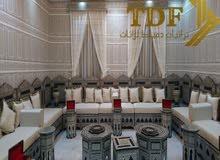 تنجيد وتفصيل كنب - مجالس عربية ومغربية _طاولات دمشقية _طاولات طعام _كلاسيك