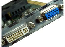 Graphics Video Card VGA DVI S-video
