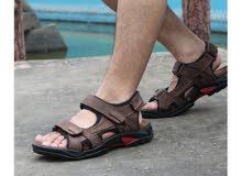 Men's Sandals Open Toe Comfortable Fashion Beach Shoes