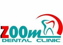 مطلوب موظفة للعمل ك مساعدة طبيب اسنان