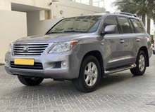 Lexus LX 570 car is available for sale, the car is in Used condition