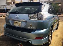 Blue Lexus RX 2005 for sale