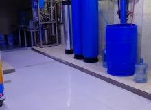 محطة تحلية مياه الشرب للبيع