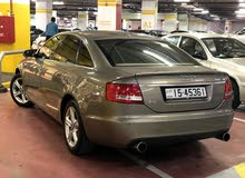 Gold Audi A6 2009 for sale