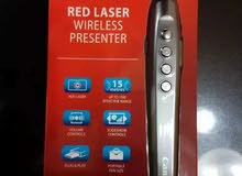 Canon PR 1000 - R Red Laser Wireless Presenter آخر 3 قطع