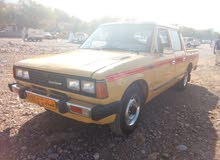 1981 Used Datsun with Manual transmission is available for sale