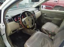 Nissan Tiida 2011 - Automatic