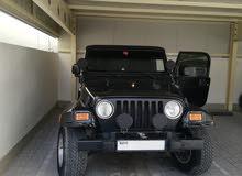 Jeep Wrangler جيب رانجلر