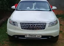 Infiniti FX35 car is available for sale, the car is in Used condition