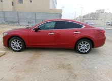 mazda 6, 2016 in very good condition