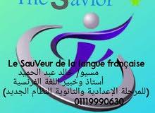 مدرس أول لغة فرنسية إعدادي - ثانوي نظام حديث