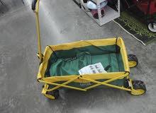 عربة للييع يتحمل حموله ثقيله لتحميل الاغراض الرحلات