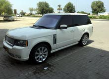 Land Rover Range Rover Vogue 2008 For sale - White color