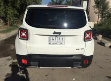 Automatic White Jeep 2016 for sale