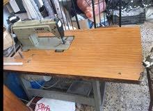 ماكينات خياطة صناعي (حبكة ودرزة) ياباني للبيع بسبب اغلاق المحل