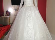 فستان زفاف سوريا للبيع