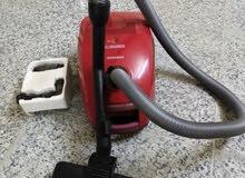 مكنسه كهربائية نضيفة للبيع