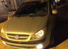 Hyundai Getz car is available for sale, the car is in Used condition