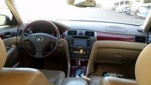 White Lexus ES 2004 for sale