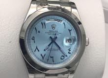 ساعة رولكس ارقام عربية